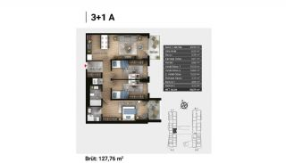 Luxury Apartments and Home-Offices in Istanbul , Property Plans-14
