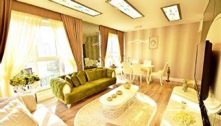 Lyx Istanbul Lägenheter Gångavstånd till alla bekvämligheter, Interiör bilder-4