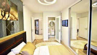 Lyx Istanbul Lägenheter Gångavstånd till alla bekvämligheter, Interiör bilder-9