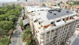 Istanbul Apartments Intertwined with Nature and History, Construction Photos-1
