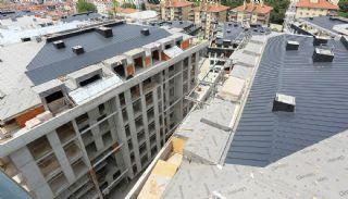Istanbul Apartments Intertwined with Nature and History, Construction Photos-3