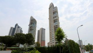 Sea View Flats with Jacuzzi and Terrace in Istanbul, Construction Photos-3