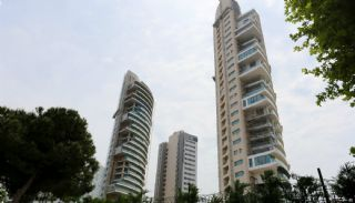 Sea View Flats with Jacuzzi and Terrace in Istanbul, Construction Photos-4