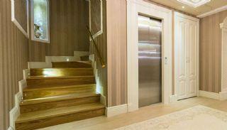خانه های مستقل 2+7 فوق العاده بزرگ با آسانسور در استانبول, تصاویر داخلی-20
