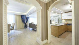 خانه های مستقل 2+7 فوق العاده بزرگ با آسانسور در استانبول, تصاویر داخلی-21