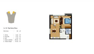 Advantageous Apartments Near All Amenities in Istanbul, Property Plans-2