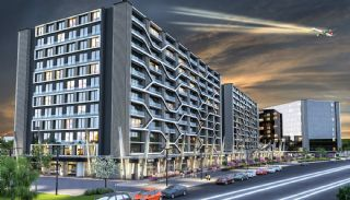 Profitable Flats in the Desirable Location of Istanbul, Istanbul / Kucukcekmece - video