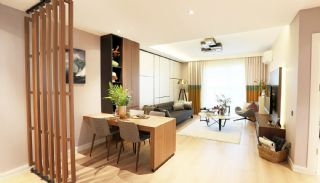 Profitable Flats in the Desirable Location of Istanbul, Interior Photos-3