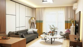 Profitable Flats in the Desirable Location of Istanbul, Interior Photos-4
