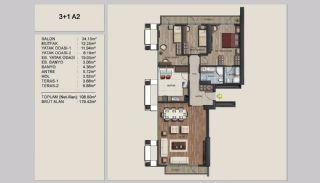 Appartements Uniques Istanbul sur l'Autoroute E-5, Projet Immobiliers-16