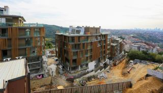 Luxury Apartments with Splendid Natural Views in Istanbul, Construction Photos-3