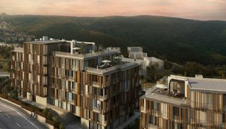 Luxury Apartments with Splendid Natural Views in Istanbul, Istanbul / Beykoz - video