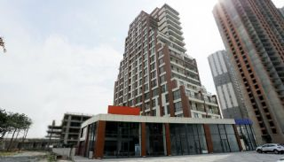 First Class Flats with 7-Star Hotel Concept in Istanbul, Istanbul / Bahcesehir