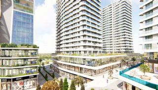 Recently Built Apartments 300 m to TEM Highway in Istanbul, Istanbul / Gaziosmanpasa - video