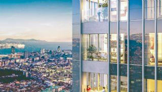 Престижные Апартаменты в Центре Шишли в Стамбуле, Стамбул / Шишли - video