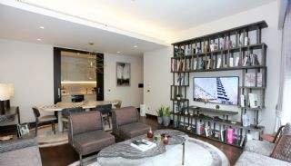 Centrally Located Prestigious Apartments in Istanbul Sisli, Interior Photos-1