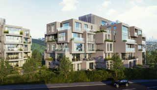 Luxury Istanbul Apartments Intertwined with Sea and Nature, Istanbul / Beykoz - video
