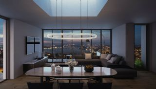 Luxury Istanbul Apartments Intertwined with Sea and Nature, Interior Photos-2