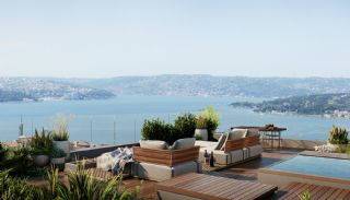 Luxury Istanbul Apartments Intertwined with Sea and Nature, Interior Photos-15