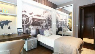 عقار جاهز للسكن حائز على جوائز في اسطنبول بك أوغلي, تصاوير المبنى من الداخل-10