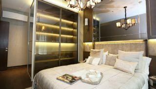 عقار جاهز للسكن حائز على جوائز في اسطنبول بك أوغلي, تصاوير المبنى من الداخل-16