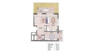 Appartements Classe Dans Le Centre de Financier d'Istanbul, Projet Immobiliers-13