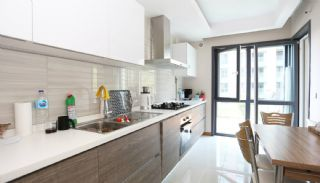 Well-Located Turnkey Apartments in Istanbul Eyup, Interior Photos-6