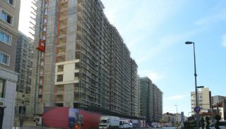 Istanbul Flats Close to E-5 Highway and Coastal Road, Construction Photos-1