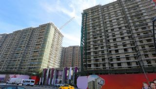 Istanbul Flats Close to E-5 Highway and Coastal Road, Construction Photos-2