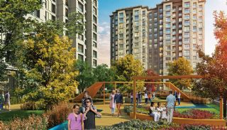 Istanbul Flats Close to E-5 Highway and Coastal Road, Istanbul / Zeytinburnu - video