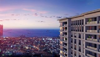 Istanbul Flats Close to E-5 Highway and Coastal Road, Istanbul / Zeytinburnu
