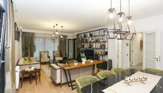 Istanbul Flats Close to E-5 Highway and Coastal Road, Interior Photos-3