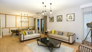 Istanbul Flats Close to E-5 Highway and Coastal Road, Interior Photos-4