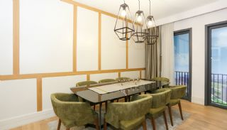 Istanbul Flats Close to E-5 Highway and Coastal Road, Interior Photos-5