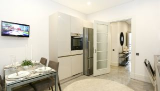 Istanbul Flats Close to E-5 Highway and Coastal Road, Interior Photos-7