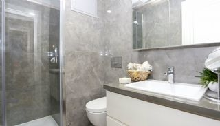 Istanbul Flats Close to E-5 Highway and Coastal Road, Interior Photos-17