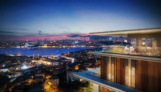 Appartements Vue Bosphore Dans le Centre d'Uskudar, Istanbul / Uskudar - video