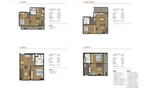 Advantageous Apartments in the Rising Star of Istanbul, Property Plans-4