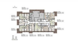 Advantageous Apartments in the Rising Star of Istanbul, Property Plans-6