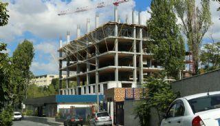 Historical Designed Apartments in Istanbul Zeytinburnu, Construction Photos-1