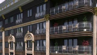 Historical Designed Apartments in Istanbul Zeytinburnu, Istanbul / Zeytinburnu - video