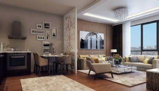 Historical Designed Apartments in Istanbul Zeytinburnu, Interior Photos-1