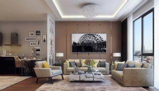 Historical Designed Apartments in Istanbul Zeytinburnu, Interior Photos-2