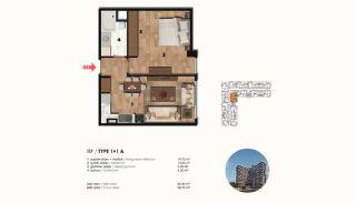 Historical Designed Apartments in Istanbul Zeytinburnu, Property Plans-2