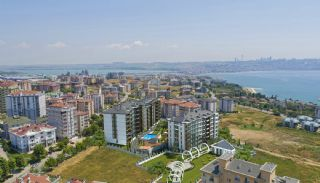 Istanbul Apartments with Smart Technology Close to the Sea, Istanbul / Buyukcekmece - video