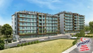 Istanbul Apartments with Smart Technology Close to the Sea, Istanbul / Buyukcekmece