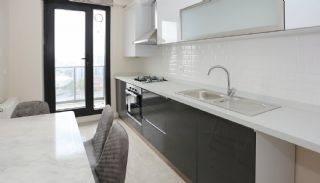 Well-Situated Key-Ready Flats in Bagcilar Istanbul, Interior Photos-7