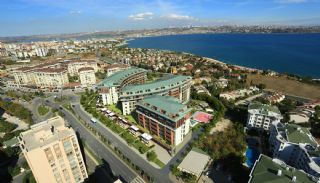 Smart Home System Apartments with Sea View in Istanbul, Istanbul / Buyukcekmece - video