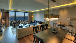 Smart Home System Apartments with Sea View in Istanbul, Interior Photos-1