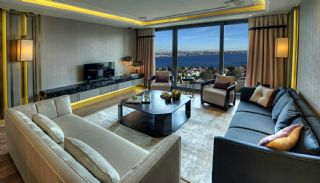 Smart Home System Apartments with Sea View in Istanbul, Interior Photos-2